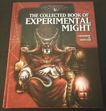 D&D 3.5 THE COLLECTED BOOK OF EXPERIMENTAL MIGHT Dungeons Dragons Paizo D20 NEW!
