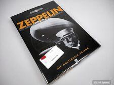 Zeppelin. Die Geschichte der Luftfahrt, Multimedia CD-R