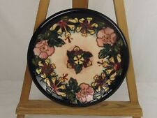 Moorcroft Oberon Pattern 26cm Plate / Charger