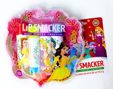 Princess Belle Cinderella Jasmin Rapunzel Lip Smacker Christmas stocking Stuffer