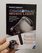 Mighty Bright Cool Glo Music Light For A Music Stand
