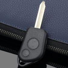 For Citroen Saxo Berlingo Picasso Xsara Remote Car Key Shell Case Uncut Blade