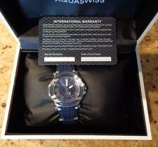 Aquaswiss Bolt L Diamond Series Unisex Swiss Made Quartz Watch (38LD001 007)