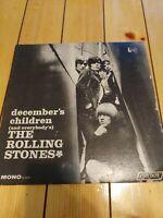 The Rolling Stones - December's Children - ORIG London LL 3451 MONO LP