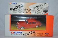 Corgi Toys 01801 Jaguar MK II Buster  perfect mint in box all original condition