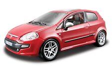 Fiat Punto Evo 1 24 Bu22118 - Burago modellismo