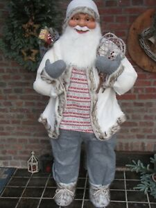Weihnachtsmann XXXL groß 180 cm !!! Weihnachten Santa Klaus nur Abholung NEU