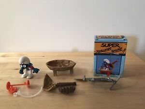 Super Smurf 40233 Helicopter New