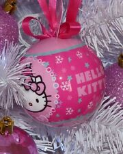 HELLO KITTY CHRISTMAS TREE DECORATION PACK