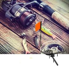 Fishing Portable  Ice Fishing Rod Flag Tip-Up Outdoor River Fishing Tackle S3
