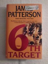 Women's Murder Club: The 6th Target No. 6 by James Patterson First Edition B07