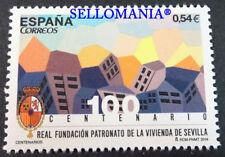 2014 CENTENARIO PATRONATO DE LA VIVIENDA DE SEVILLA EDIFIL 4853 ** MNH   TC20592