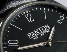 PANTON Designeruhr - Sammlerstück mit Qualitäts-Quarzwerk - Bauhausstil - NEU