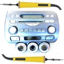 Repair Service Honda Jazz City Alpine Radio 03-06. Fixes CD OK, but Radio faulty