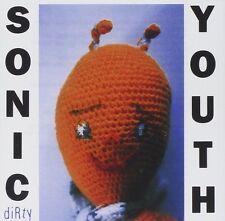 Sonic Youth - Dirty (180g, 2LP Vinyl, MP3) Back To Black, DGC, 4734935, NEU+OVP!