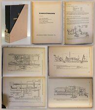 Academia de montaña libre montaña: eisenhüttenkunde-lehrbriefe 2-14 1954-metalurgia XZ