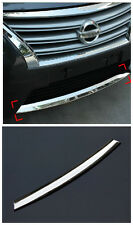 Chrome Front Bumper Grille Lower Cover Trim For NISSAN SENTRA SV 2013-2015