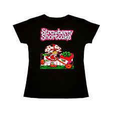 Strawberry Shortcake Vintage Ladies T Shirt