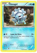 Hexagel - N&B:Frontieres Franchies - 46/149 - Carte Pokemon Neuve Française