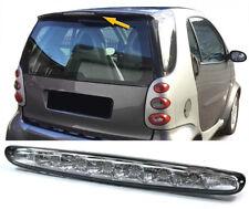 Dritte LED Bremsleuchte Klarglas chrom für Smart ForTwo Cabrio