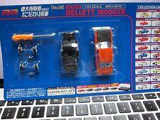 DYDO - 1/64 Scale Mini Car KIT - no.06 - ISUZU BELLETT 1600 GTR MINI Car C7