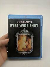 Eyes Wide Shut Blu-Ray rare oop