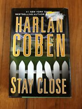 STAY CLOSE BY HARLAN COBEN HARDCOVER