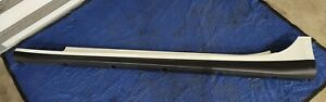 2014-2017 MASERATI GHIBLI M157 LEFT DRIVERS SIDE SKIRT ROCKER PANEL MOLDING OEM