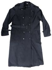 Sterlingwear SP0-100-95-C-0332 Blue Womens All Weather Military Trenchcoat 20L