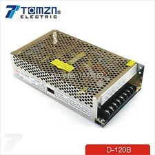 120W Dual output 5V 24V Switching power supply