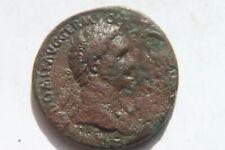 Roman Domitian As 1st century AD 12 Caesars