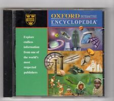 (IF36) Oxford Interactive Encyclopedia Vers 1.0 - PC CD-ROM