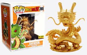 Funko POP! Animation ~ GOLD SHENRON EXCLUSIVE VINYL FIGURE ~ DBZ Hot Topic