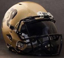COLORADO BUFFALOES NCAA Gameday REPLICA Football Helmet w/ OAKLEY Eye Shield