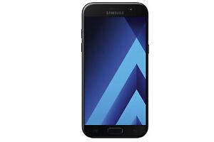 Samsung Galaxy A5 2017 (SM-A520F), schwarz, 32GB