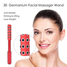 Germanium Face Roller Massager Wand Anti-aging Facial Tightening Spa Beauty Tool