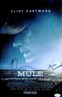 Andy Garcia Alison Eastwood Signed Autographed 11X17 Poster The Mule JSA CC77626