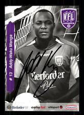 Addy Waku Menga AUTOGRAFO scheda VfL Osnabrück 2005-06 ORIGINALE FIRMATO + a 142069