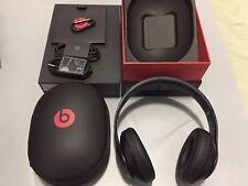 Beats by Dr. Dre Studio 2.0 Wireless Over-Ear Headphones - Matt Black w/box