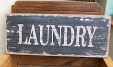 Wall Plaque - Office, Laundry, Kitchen and Welcome