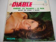 """EP LES GUITARES DU DIABLE """" PENDANT LES VACANCES """""""