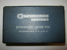 Standard Gages Standard Gage Co.- Excellent Condition in orig box