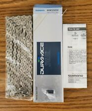 NOS Vintage Shimano Dura-Ace  Uniglide 8 Speed chain New Old Stock