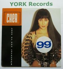 """CHER - whenever You're Near - Excellent Condition 7"""" Single Geffen GFS 32"""