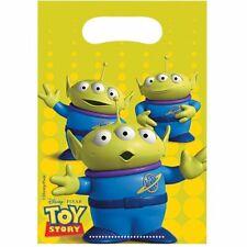 6X Infantil Fiesta Cumpleaños Toy Story Alien Temático Bolsa Sorpresa Almuerzo