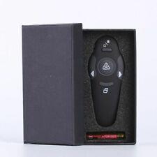 Power point Presentation Remote Wireless USB  Presenter Laser Pointer Clicker