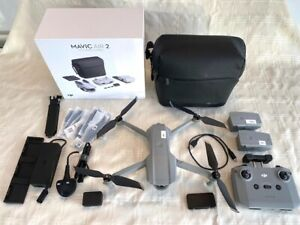 DJI Mavic Air 2 Drone Fly More Combo, with warranty and DJI Care Refresh