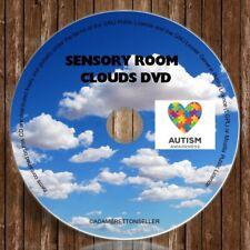 Autism Sensory Room Clouds Projector DVD - Autistic Spectrum - Relaxing Calming