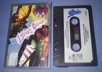LIVING COLOUR TIME'S UP PAPER LABELS cassette tape album T5514