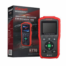iCarsoft E770 ABS Bleeding+Oil reset+ABS/SRS Diagnostic for Multi-brand vehicles